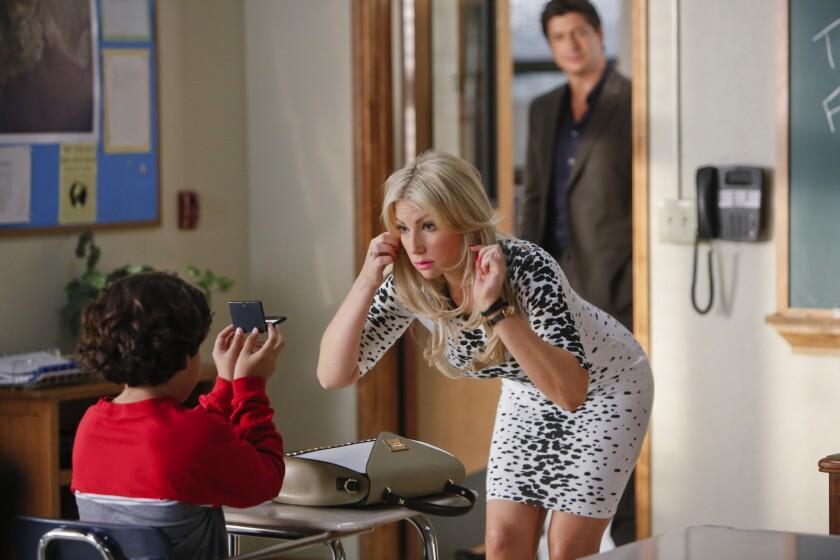 "Ari Graynor stars on ""Bad Teacher."""