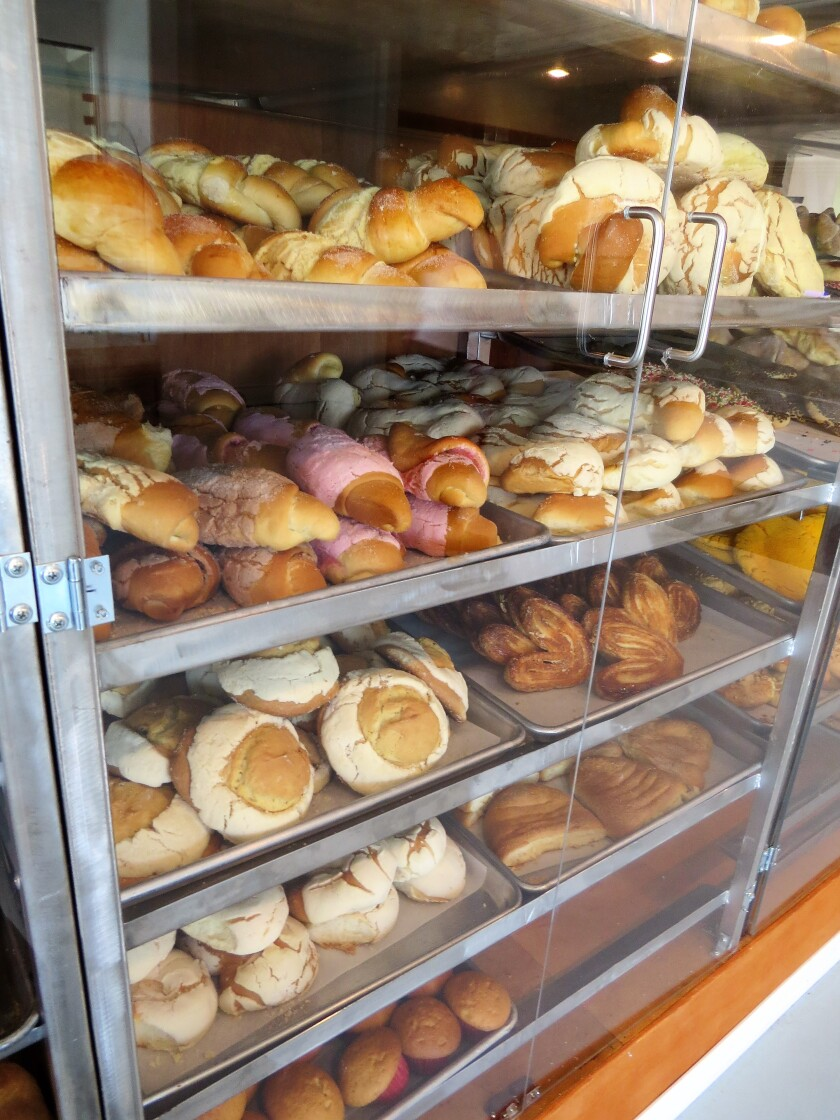 Camila's Bakery in Escondido