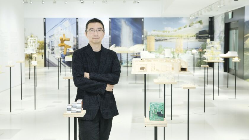 Sou Fujimoto: FUTURES OF THE FUTURE exhibition opening at JAPAN HOUSE Los Angeles