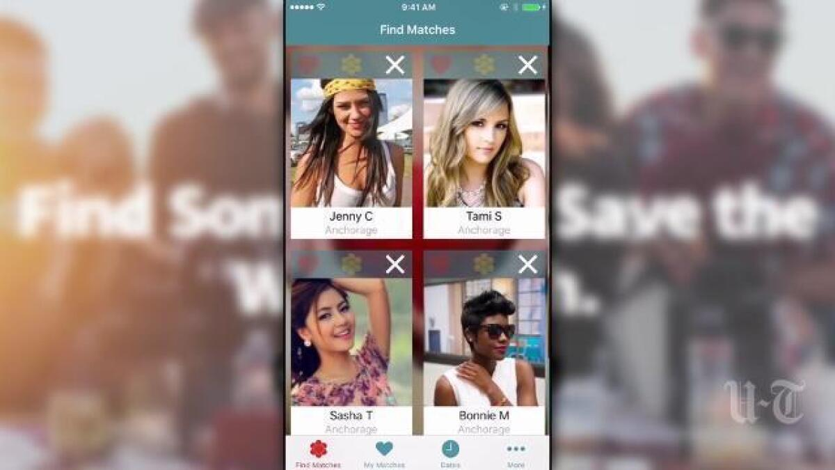 Tired of Tinder? Neqtr is the do-gooder's alternative - The San