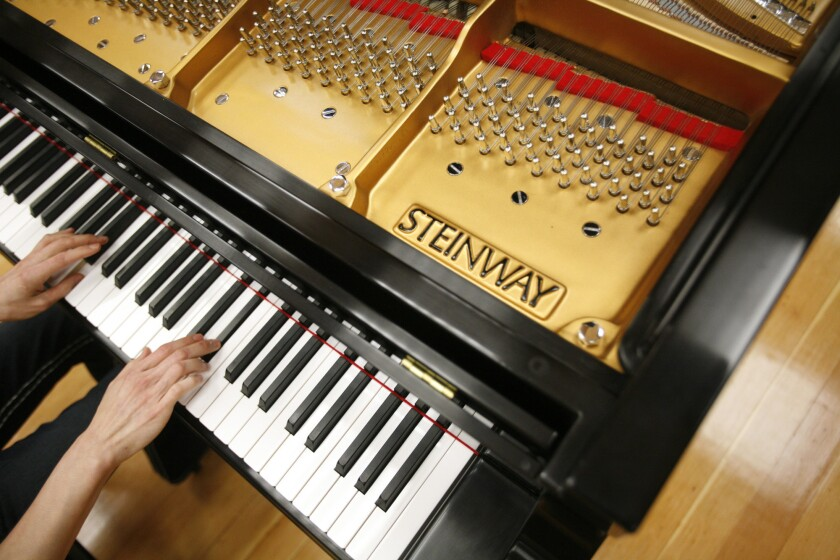 """What saved her was the piano,"" writes Gayle Greene of her mother."