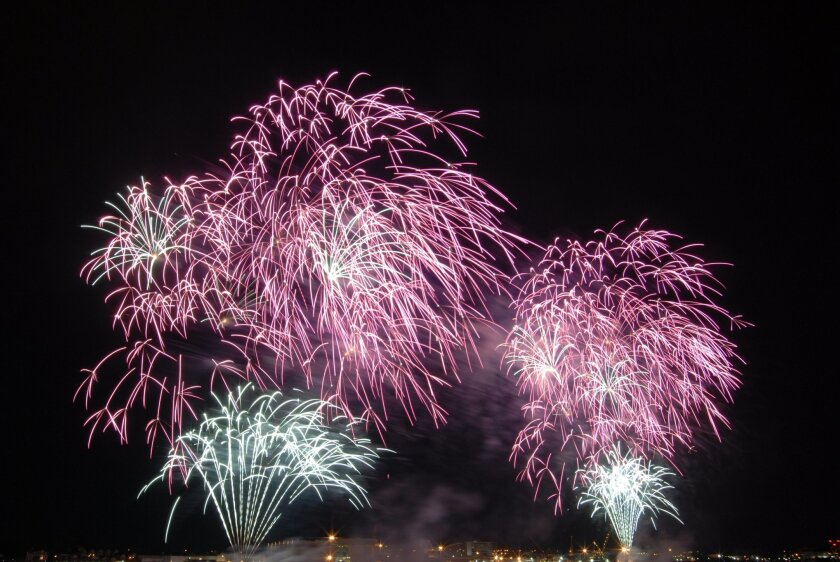 The fireworks company in charge of this year's show promises a number of new special effects and a bigger grand finale.