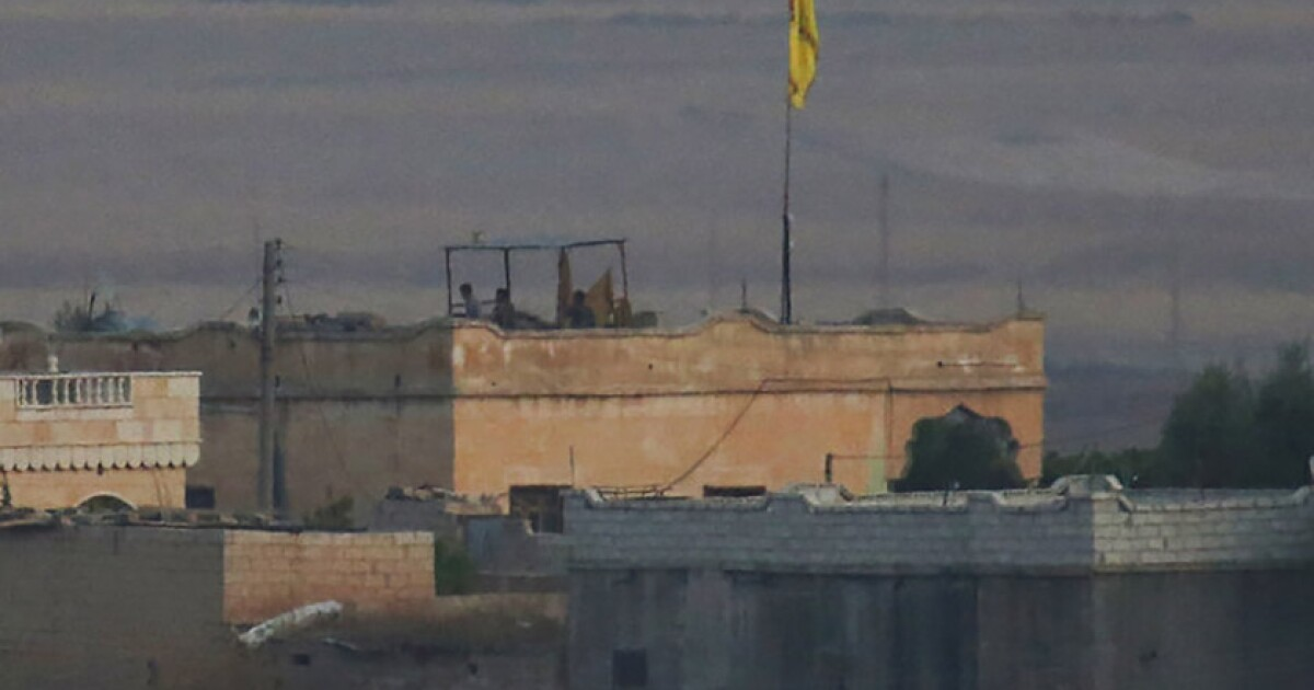 Turkey's Erdogan announces start of military offensive in northern Syria