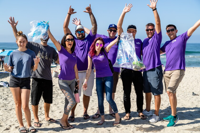 As of late September, Harrah's SoCal's cash donations for 2019 had totaled nearly $250,000. Numerous employees had also participated in numerous volunteer-sweat equity events and fund-raising drives, including a beach cleanup.