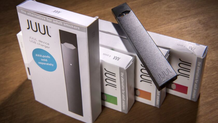 Stanford pals hit the jackpot with Juul, but the e-cigarette's