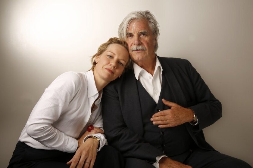 "The critical hit ""Toni Erdmann"" stars Sandra Hüller and Peter Simonischek."