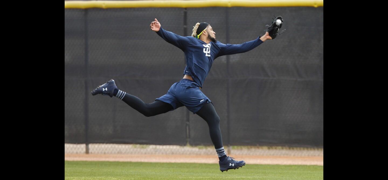 Padres spring training