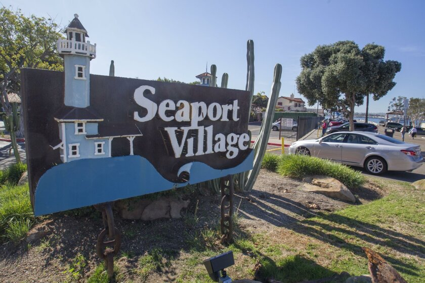 There are more than 50 shops and 17 restaurants in the village, but the port is looking to remake the 36-year-old site.