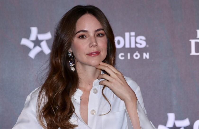 Camila Sodi, actriz.
