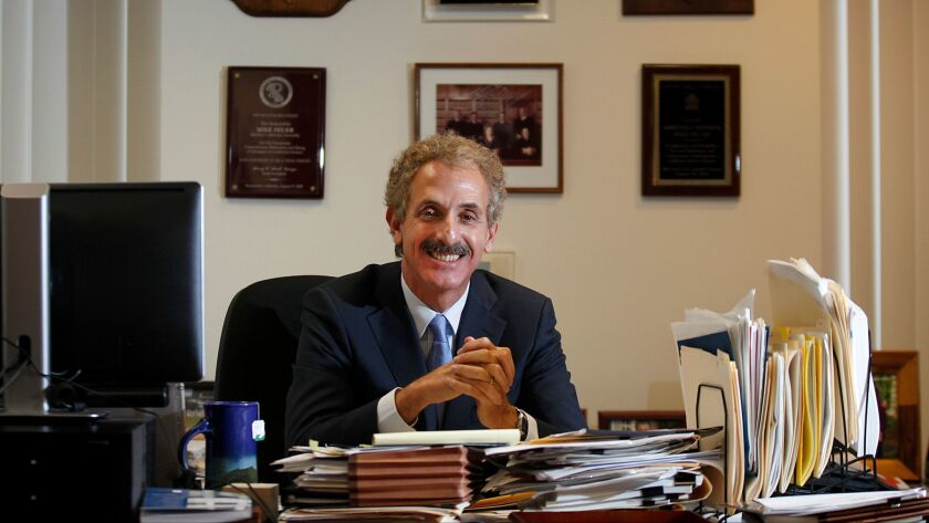 Mike Feuer: Four — no, make that 5½ — more years - Los