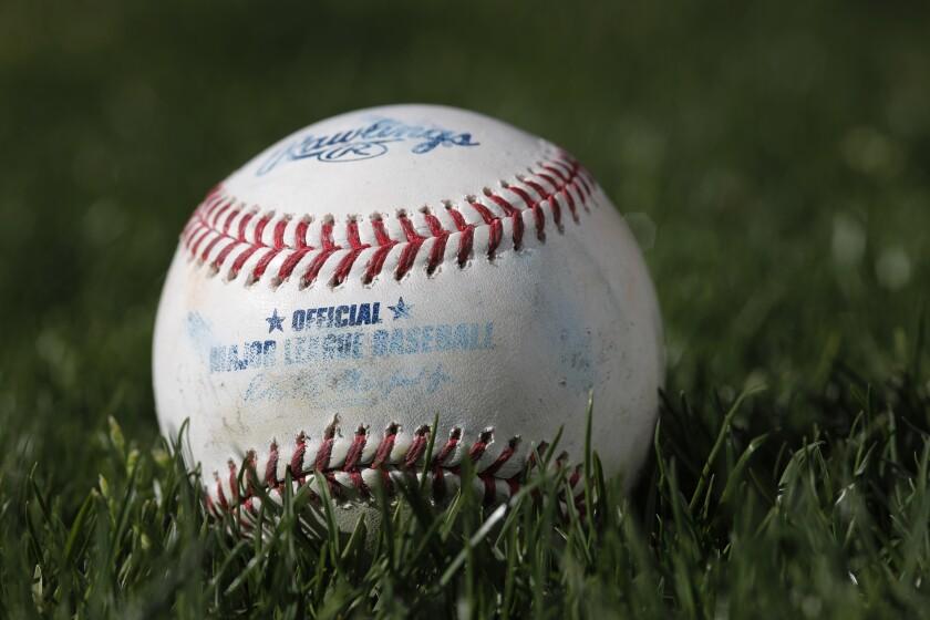 Major League Baseball is using a new baseball this year.