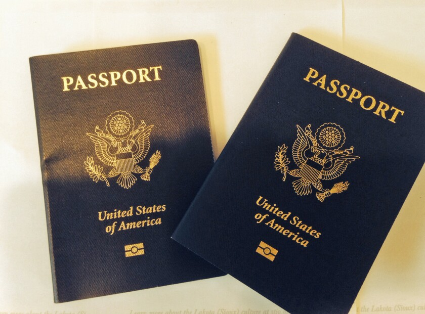 You need to make sure your passport hasn't expired, of course, but you also need to make sure that, for certain countries, it has more than six months remaining.