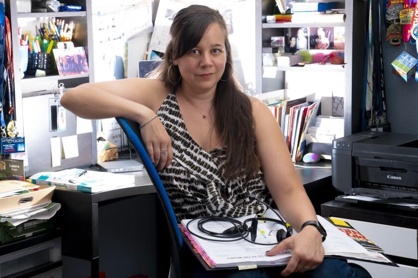 Laura Zingle, freelance stage manager