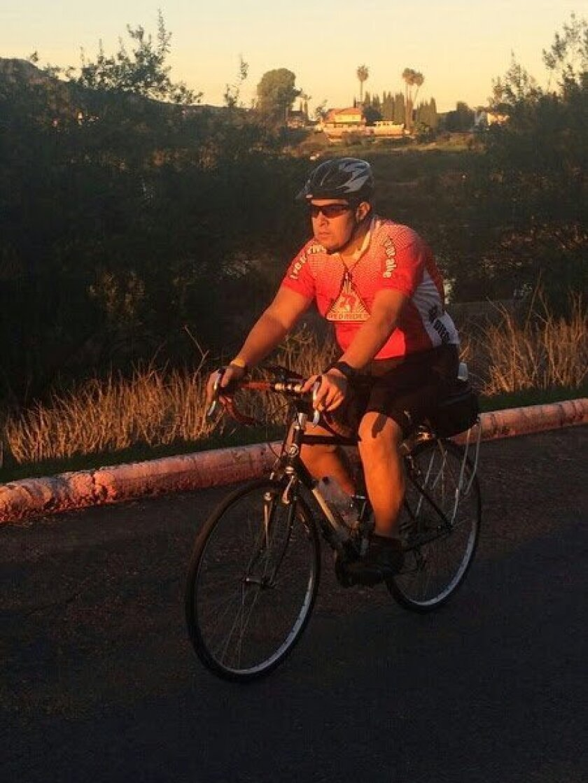 Guillermo Ybarra, who has battled diabetes, will be riding in the upcoming Tour de Cure for the second consecutive year.