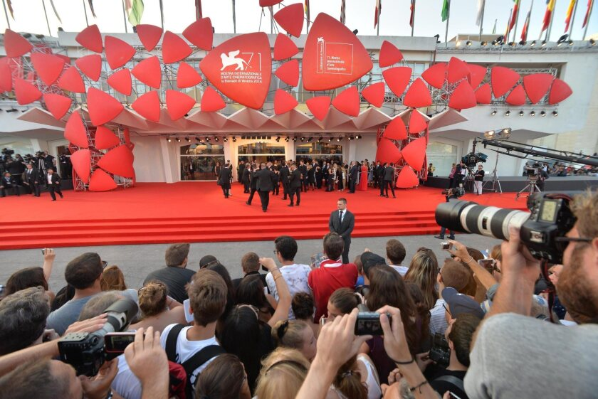 Venice Film Festival insists the show must go on in September