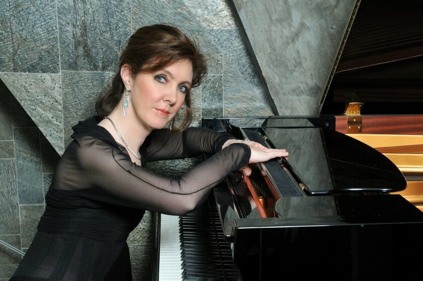 Pianist Anne-Marie McDermot, curator of chamber music at Mainly Mozart.