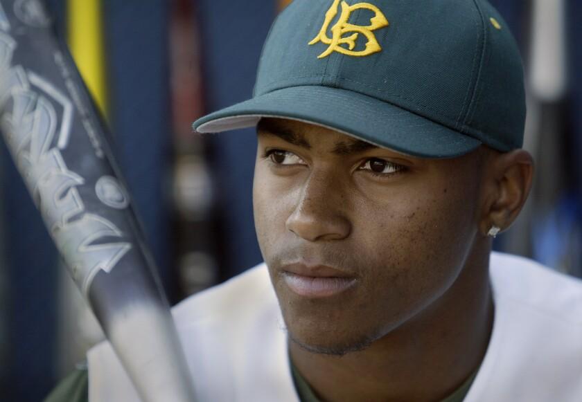 DeSean Jackson played baseball at Poly