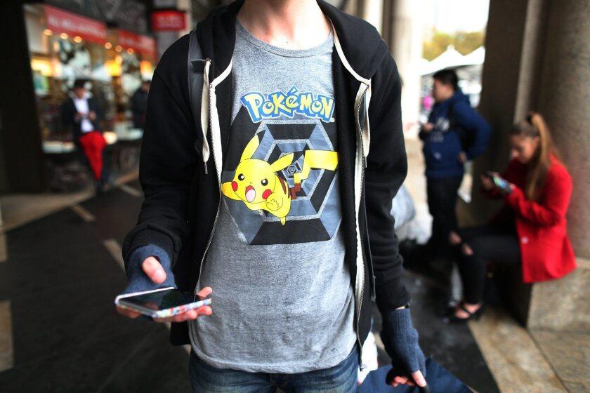 Pokemon Go-inspired tour