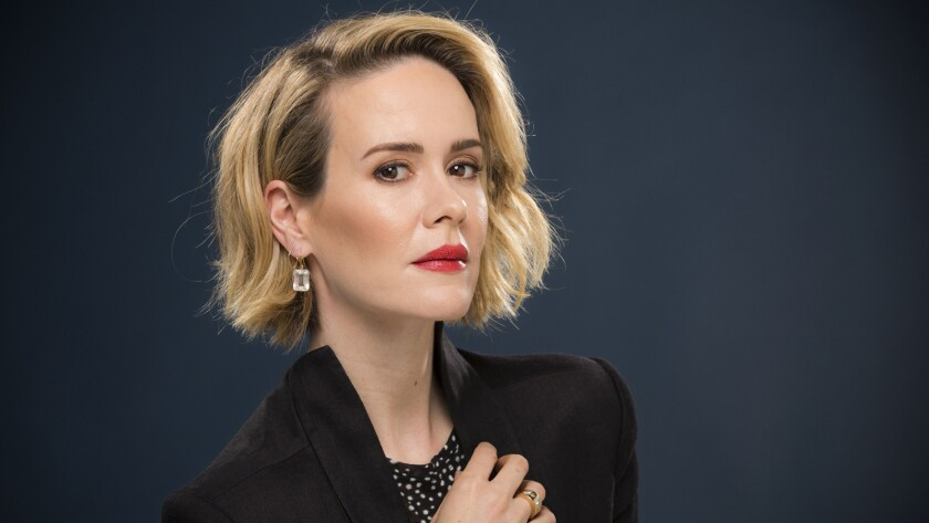 Sarah Paulson leads a star-studded video of white celebrities checking their privilege for the NAACP.