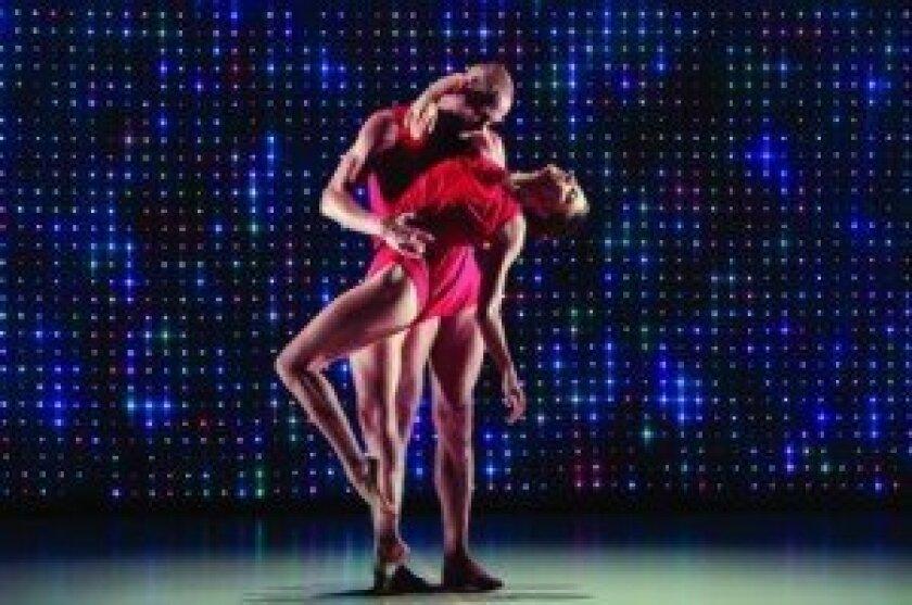 Sydney Dance Company brings its award-winning dancers to Mandeville Auditorium 8 p.m. Oct. 19. Ken Butti