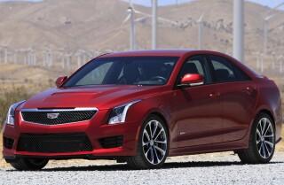 Highway 1: 2016 Cadillac ATS-V