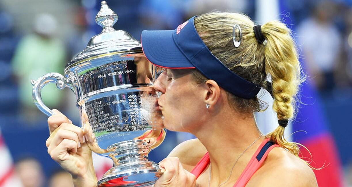 US Open 2016: Angelique Kerber se corona