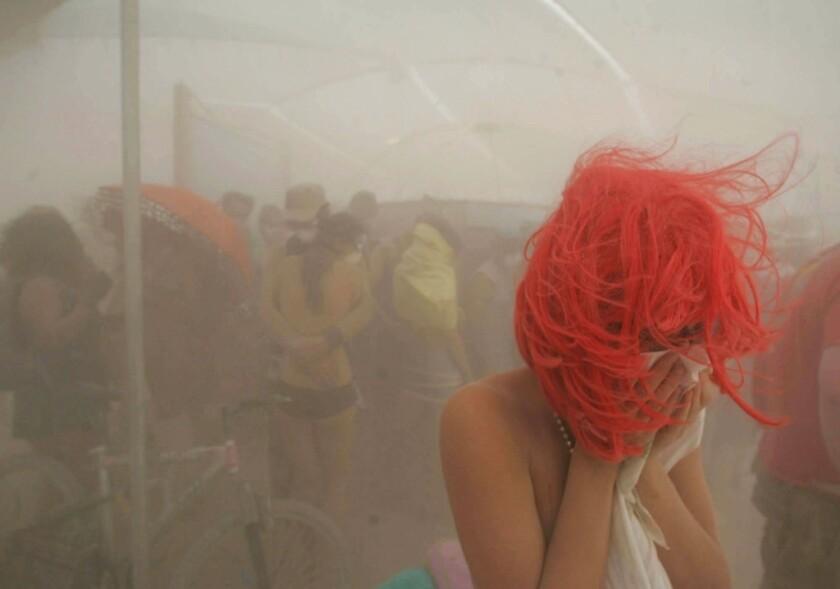 Burning Man Consensual Sex
