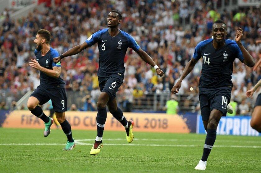 VIDEO: Francia hace el tercero; empieza a ACARICIAR la copa