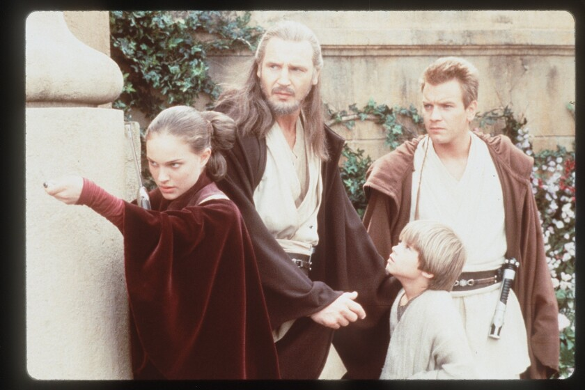 'Star Wars: The Phantom Menace'