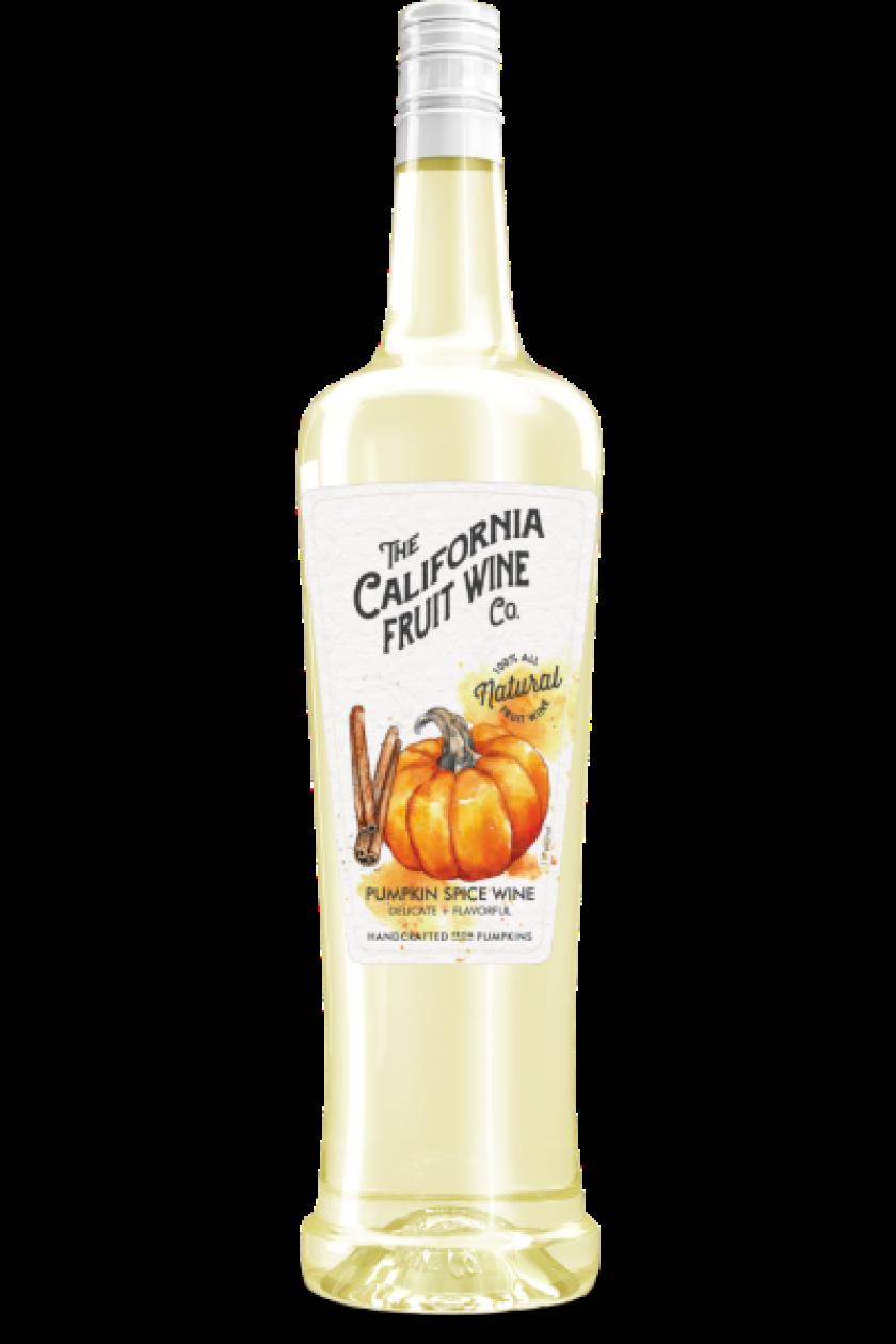 Pumpkin Spice Wine, prices vary
