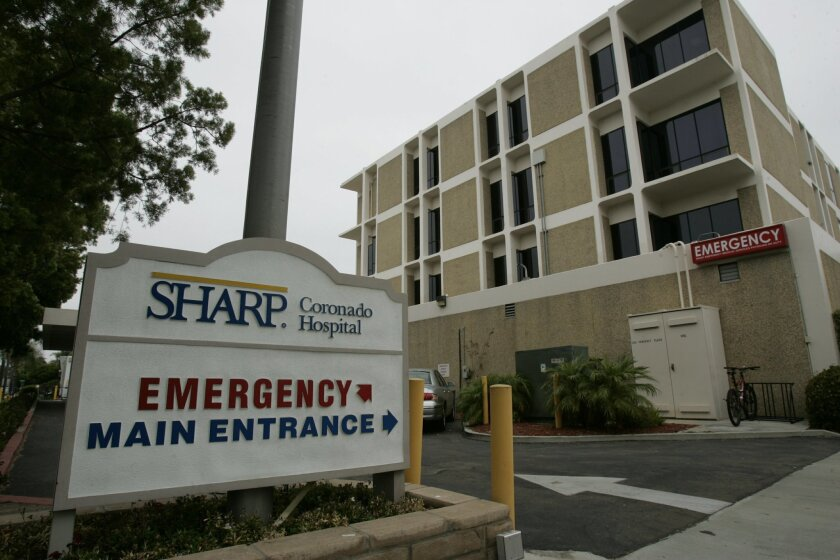 Sharp Coronado Hospital and Healthcare Center