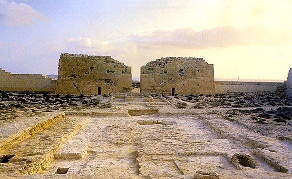 Taposiris Magna temple in Egypt