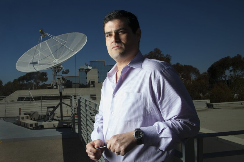 UC San Diego astrophysicist Brian Keating will lead the Simons Observatory, which is being created in Chile's Atacama Desert.