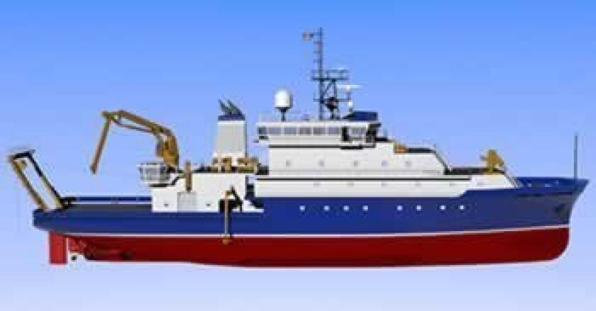The Sally Ride Research Vessel