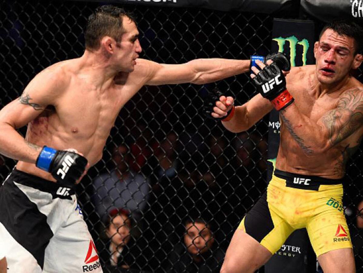 UFC Fight Night - México 2016
