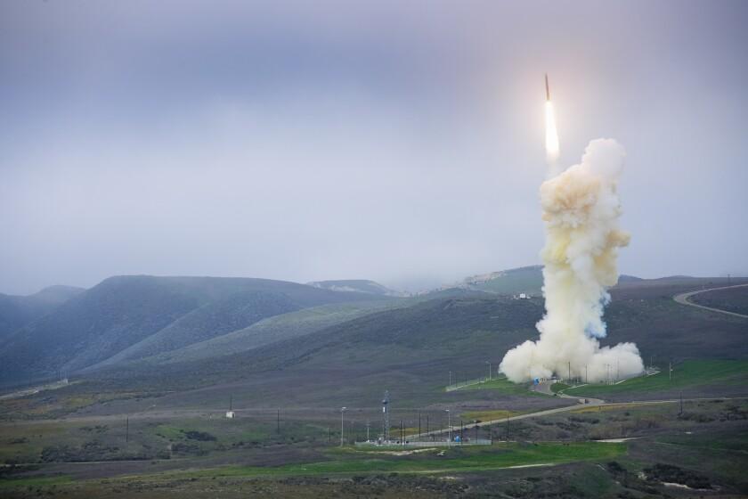 Problem-plagued missile defense system fails in $214-million test