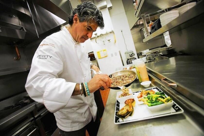 More Las Vegas restaurants going vegan