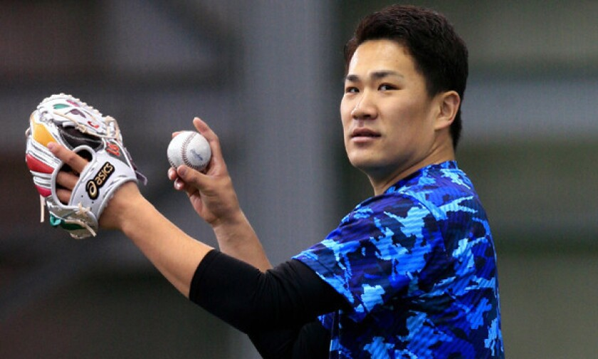 Masahiro Tanaka's signing with the New York Yankees helps make them an early favorite to win the World Series.