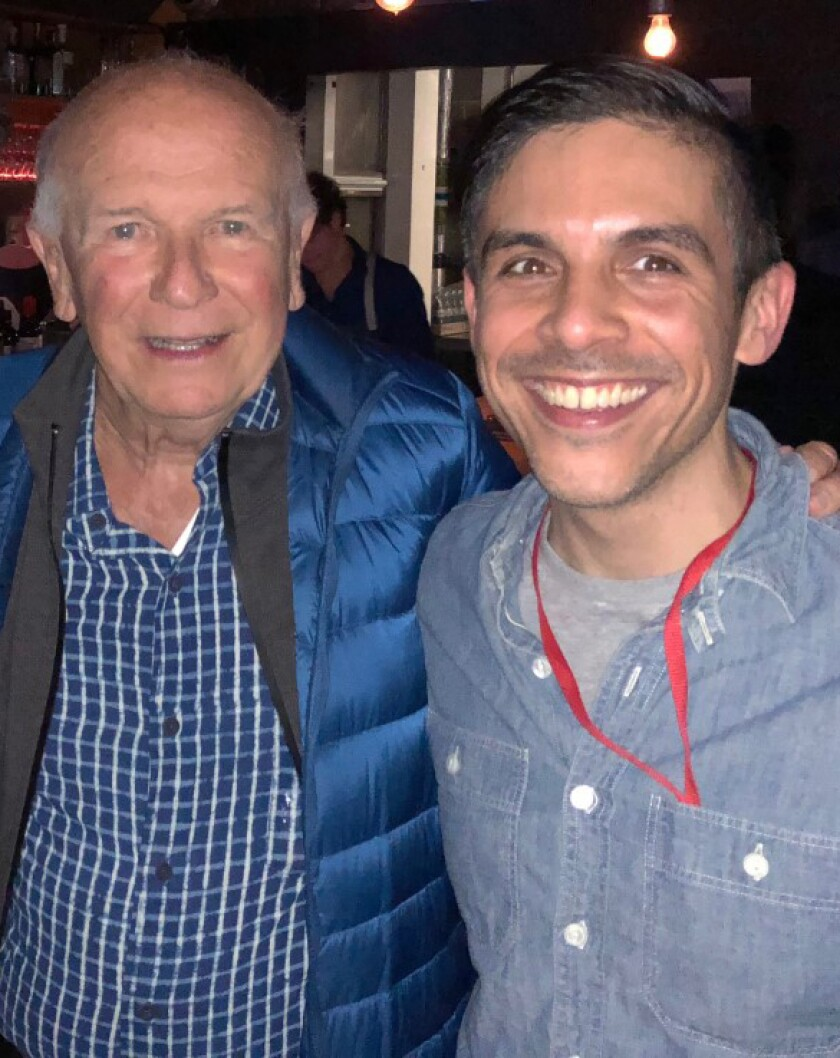 Terrence McNally and Matthew Lopez
