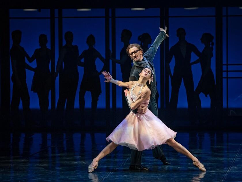 Eifman Ballet of St. Petersburg The Pygmalion Effect