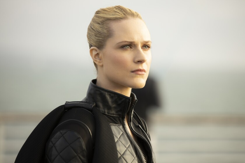"The sci-fi drama ""Westworld"" returns for a third season on HBO. With Evan Rachel Wood."