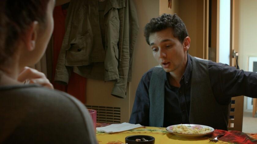 """Sasha Feldman in the movie """"Confessions of a Teenage Jesus Jerk."""""""