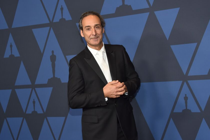 "Composer Alexandre Desplat scored the new adaptation of ""Little Women."""