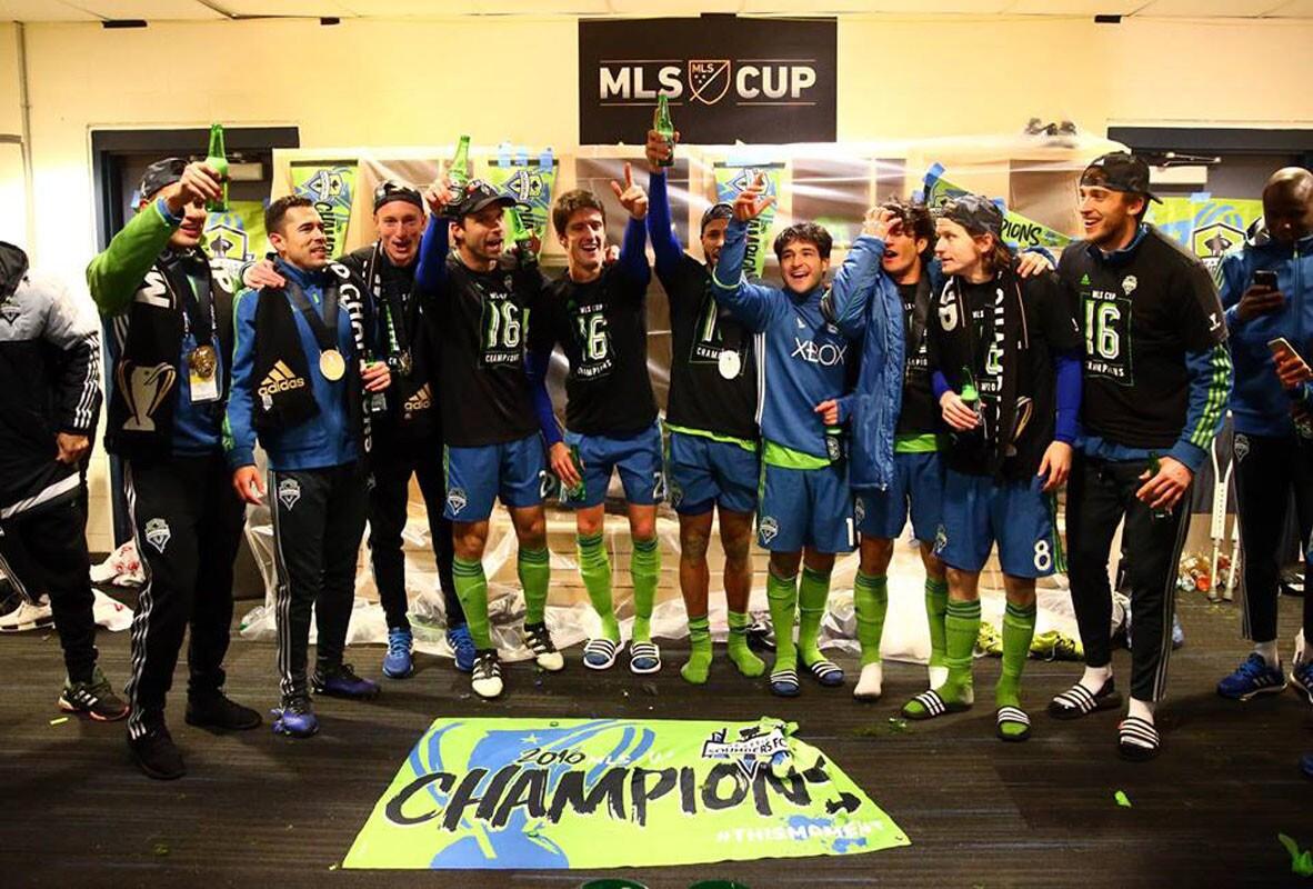 Los Sounders de Seattle se proclamaron campeones de la MLS al vencer como visitantes en la tanda de penaltis (4-5) al Toronto FC después de que el tiempo reglamentario y la prórroga acabaron con empate a 0-0.