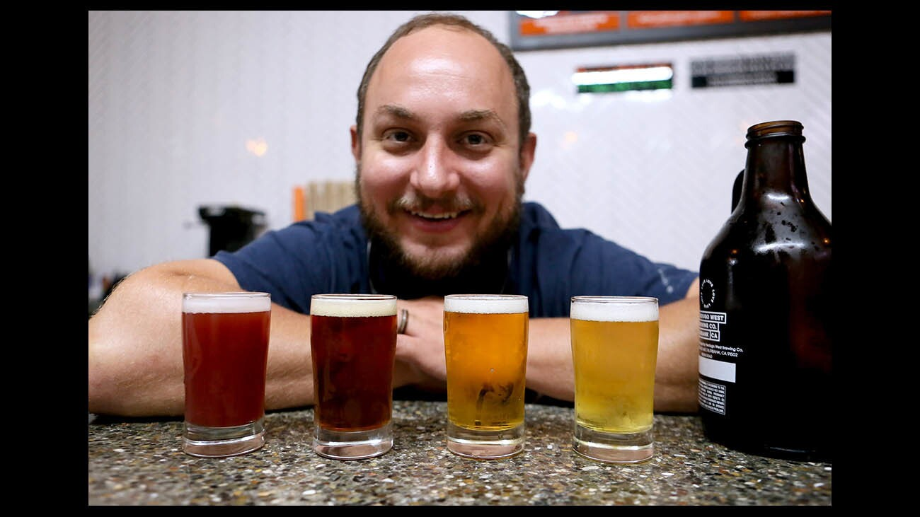 PHOTO GALLERY: Verdugo West Brewing rebrands to Trustworthy Brewing, remains in Burbank