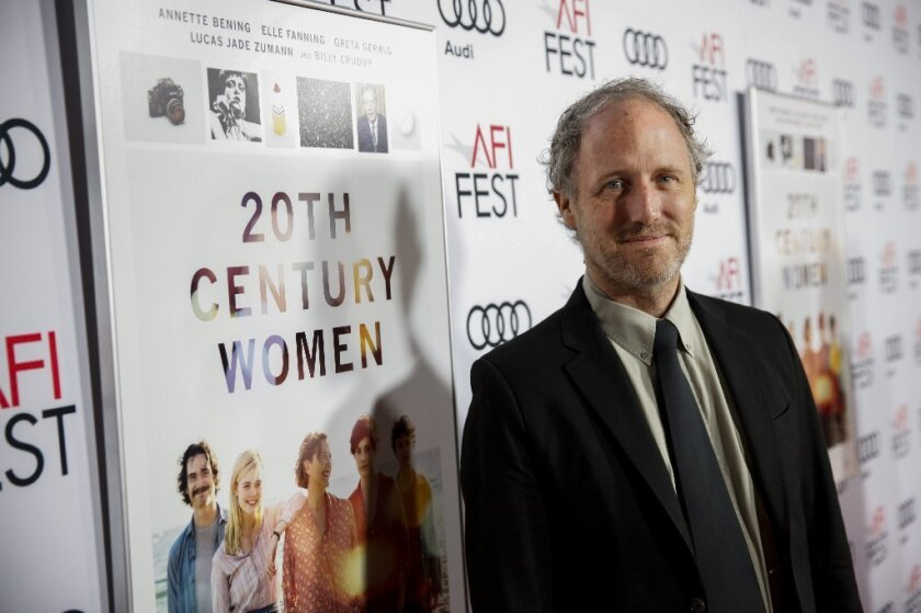 Writer-director Mike Mills