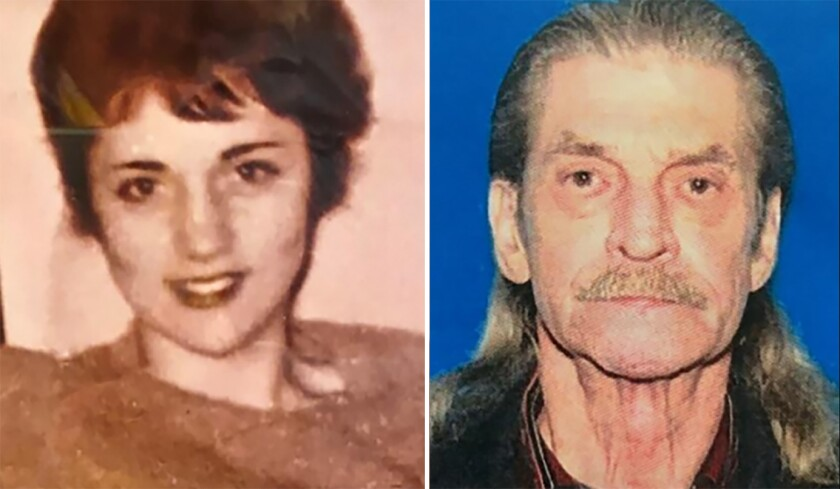 Anita Louise Piteau and her suspected killer, Johnny Chrisco, have been identified after 52 years.