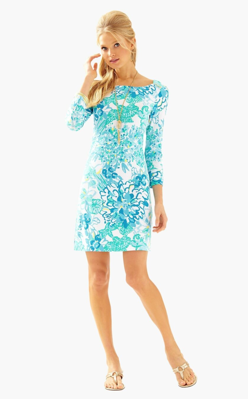 Lilly Pulitzer UPF 50+ Sophie Dress in In a Pinch, $138.