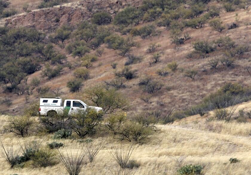 Border Patrol in Arizona