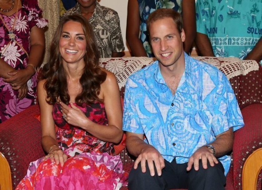 Catherine and William, the Duke and Duchess of cambridge are expecting! Here are 5 things to look forward to, not including Will's sweet Hawaii shirt on family vacations.